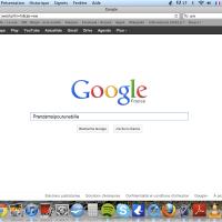 La recherche Internet